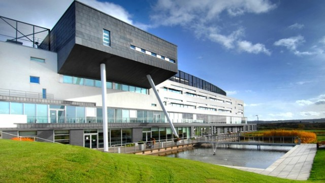Queen Margaret University Exterior copyright QMU