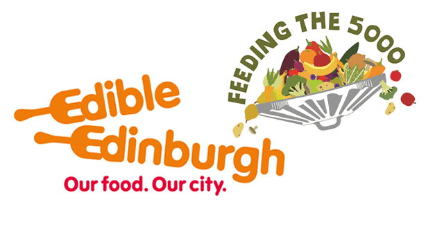 Edible Edinburgh and the feeding of the 5000