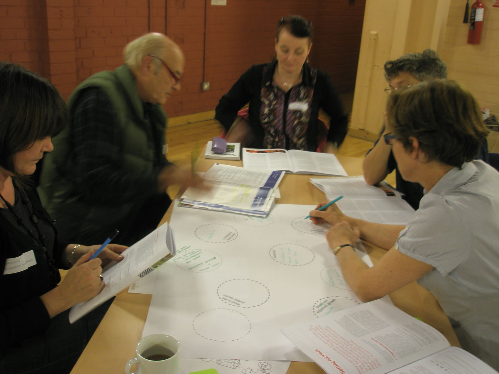 Inverness consultation event 146