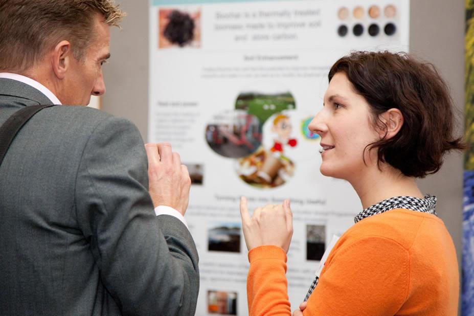 Nourish Scotland conference 2014  - stalls19b