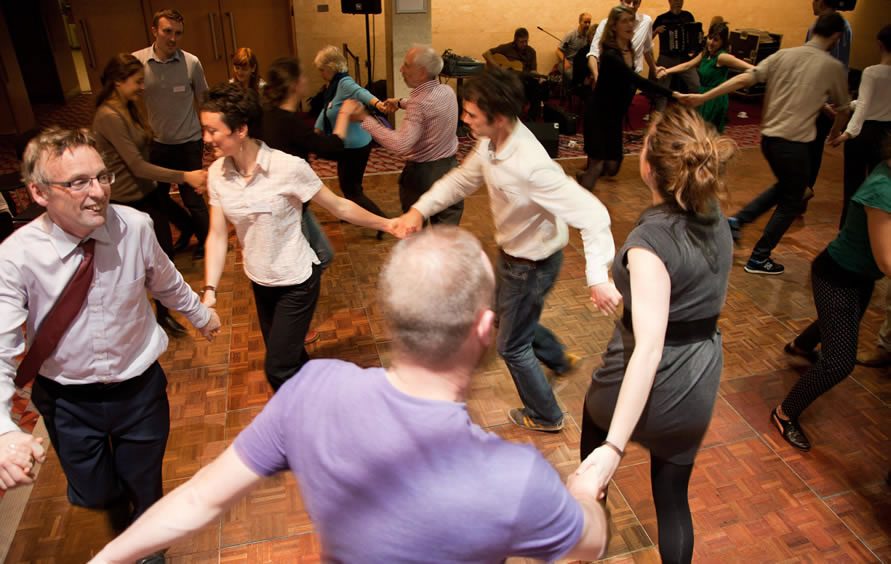 Nourish Scotland conference2014 - ceilidh48b
