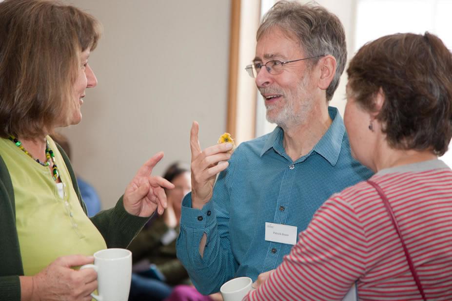 Nourish Scotland conference2014 - stalls27