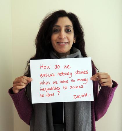 Zarina Ahmad
