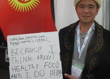 Nubultan, Kyrgyzstan