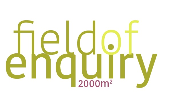 Logo of the Field of Enquiry Workshop series