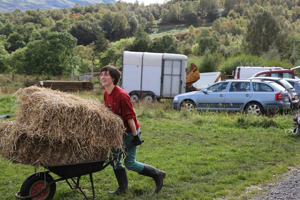 Making a Living from Local Food #2: Roz Corbett