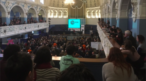 Oxford Real Farming Conference 2019 Main hall