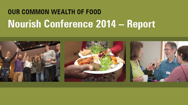 2014 Nourish conference
