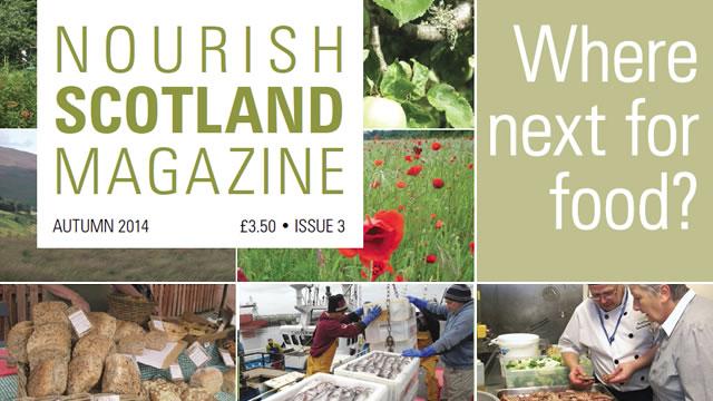 Autumn Nourish magazine