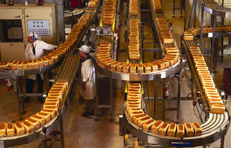 Scotland's future is better sausages and better bread