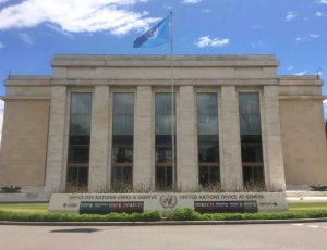 UN Palais des Nations