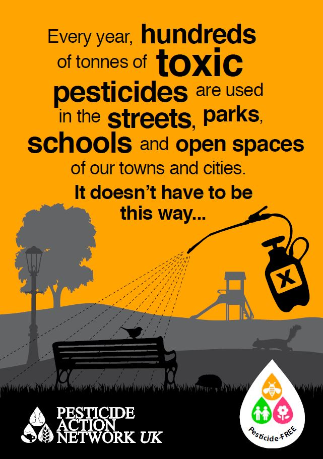 #NourishElectionAsks – Ask 7: Stop Spraying Pesticides and Start Growing Food in Public Spaces
