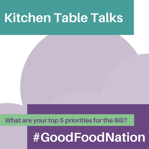 Take Action: Do a Kitchen Table Talk