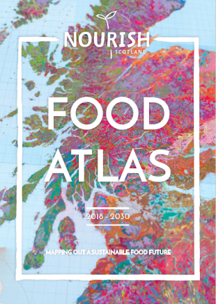 Food Atlas: 2018-2030 - Mapping out a Sustainable Food Future